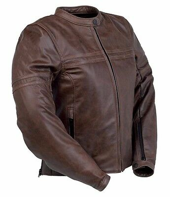 CE Armoured Leather JACKET Men Motorcycle Racing Jacket Motorbike/Biker JACKET