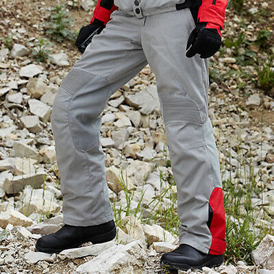 NEW BMW GS Dry Pants SIZE EU 36 US 6 WOMENS Grey/Red