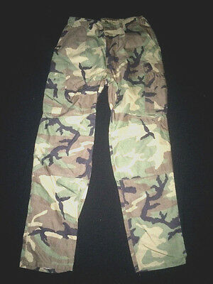 MARSOC Tradtional Woodland Camouflage Trouser/ Fire Resistant / Small - Regular
