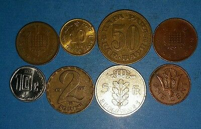 Lot of World Coins  ID #37-6
