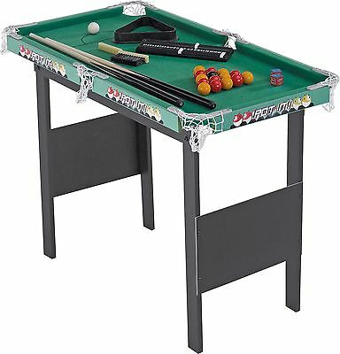 Chad Valley 3FT Snooker/Pool Games Table. From the Official Argos Shop on ebay