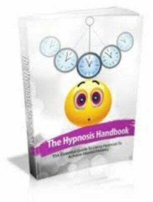 The Hypnosis Handbook Free Shipping ebook Full Resell Right PDF