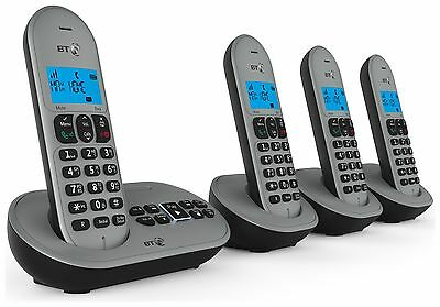BT 3580 Cordless Telephone with Answer Machine - Quad :The Official Argos Store