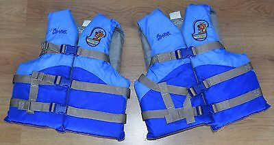 2 x Stearns BUOYANCY AID Scooby Doo size Youth 50-90 lbs fast postage