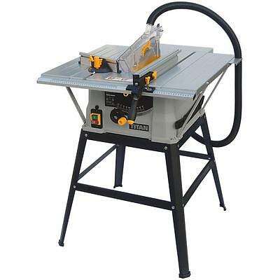 Table Saw Bench WITH Blade ADJUSTABLE Extend Mitre Fence Extension Cut Rails NEW