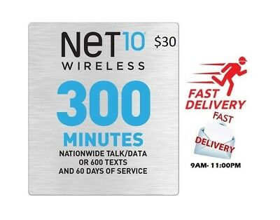 Net10 $35/Month Refill  Unlimited Talk Text Data  Applied To Phone Directly