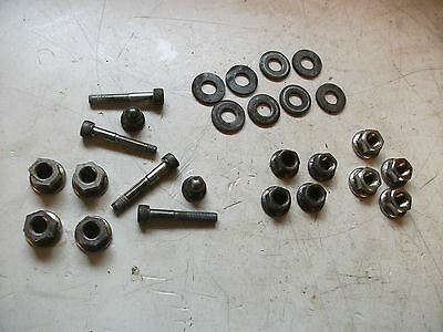 Yamaha XV750 1994 Cylinder Head Bolts and Cap Heads Full Set Front and Back