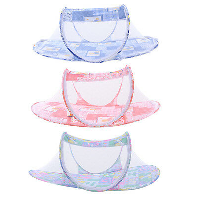 110 * 60 * 38 cm Portable Foldable Baby Mosquito Tent Travel Infant Bed Net Crib