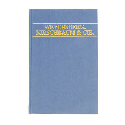 Weyersberg Kirschbaum & Cie. Solingen: Catalogue of 1892 Hardcover