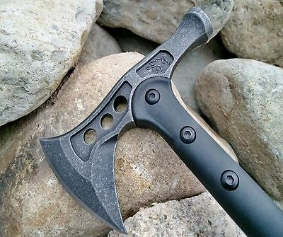 SOG Tactical Tomahawk Axe Outdoor Army Hunting Survival hatchet Axes With Hammer