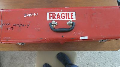 Hubbell Chance Phase Rotation Tester 16 KV Model Cat No H-1879 w/Case