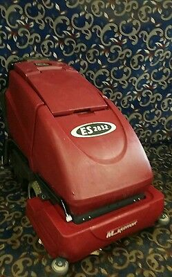 "Minuteman ES 2832 32"" battery-powered automatic floor scrubber"