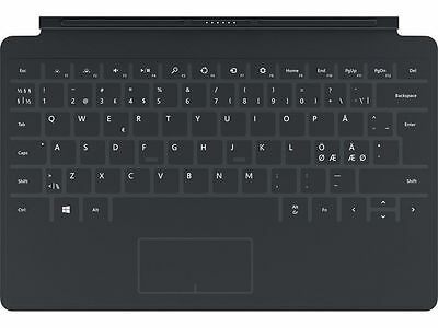 Genuine Black Touch Cover Keyboard for Microsoft Surface RT And Pro New
