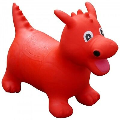 Dinosaur Animal Space Hopper Sit & Ride Inflatable play soft fun pvc toy CW7603