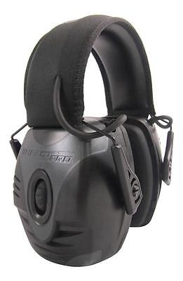 2 x Howard Leight Impact Pro Shooting Electronic Earmuff Protection Sport Tool