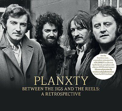 Planxty Between The Jigs And The Reels Cd/dvd - New 2016