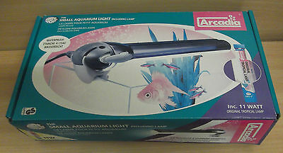 Arcadia The Small Aquarium Light, Aquariumbeleuchtung 11 W