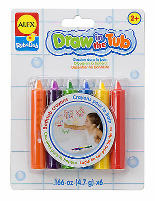 Draw In The Tub Bath Crayons (Small)