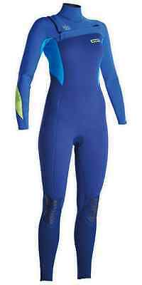 48503-4534 ION Wetsuit Isis Semidry 3/2 DL Women 2015 - Shipping Europe Free