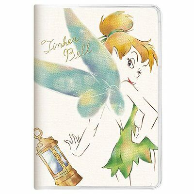 Disney Tinker Bell  2017 diary schedule Book B6 monthly  84271 Kamio Japan