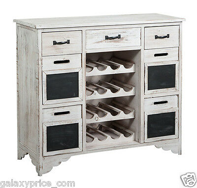 Credenza madia design vintage industriale shabby chic for Credenza industriale