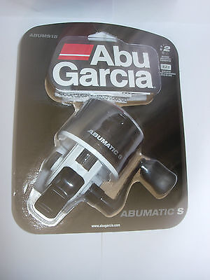 ABU GARCIA ABUMATIC S10 ABUMS15 SPINCAST FISHING REEL 12lb