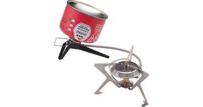 MSR Windpro II Unisex Adventure Gear Cooking System - Silver Red One Size
