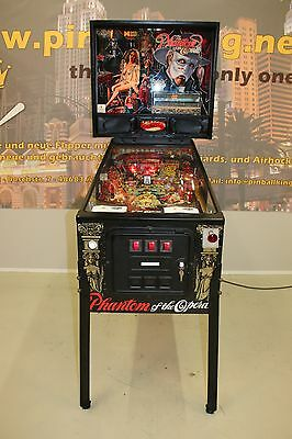 Phantom of the Opera Flipper Pinball von Data East F0774