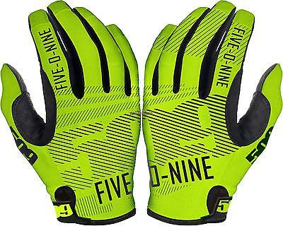 509 Low 5 Gloves - Lime