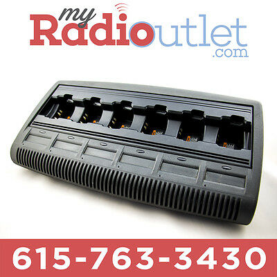 INVENTORY BLOWOUT!! Motorola IMPRES Multi Unit Charger WPLN4187 For HT series