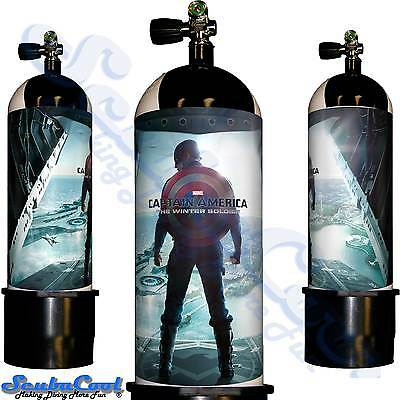 3115 Scubacool Scuba Dive Gas Cylinder Tank Cover NOT neoprene