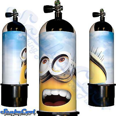 2313 Scubacool Scuba Dive Gas Cylinder Tank Cover NOT neoprene