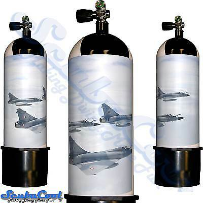 2200 Scubacool Scuba Dive Gas Cylinder Tank Cover NOT neoprene