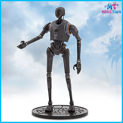 "Rogue One A Star Wars Story K-2SO Elite Series 6 1/2"" Die Cast Action Figure"