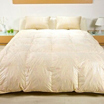 8e54014e8a Goose Down Feather Mix Comforter Made in Russia US sizes Duvet Padded Warm  Cozy