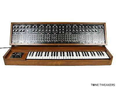 ARIES MODULAR 300 Vintage Analog Synthesizer METICULOUSLY SERVICED synth arp
