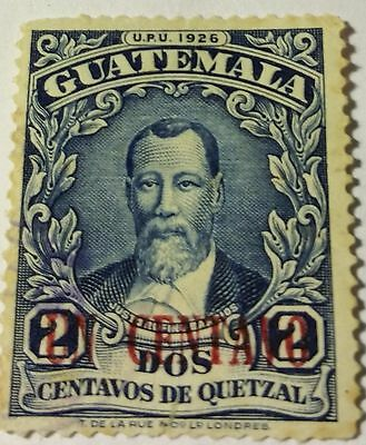Guatemala  Scott#297    Unused    Stamp.....worldwide Stamps