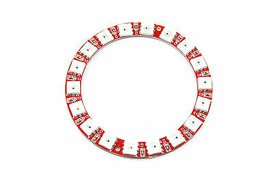 Keyes 18 LED Ring WS2812 5050 RGB Module MD-315 Arduino Flux Workshop