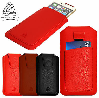 Premium Leather Case Genuine Gorilla Pouch Designer Cover Best Quality Stylish