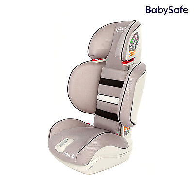Babysafe Chart Grey child seat (15-36kg)