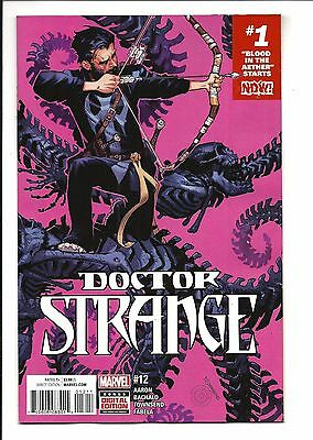 DOCTOR STRANGE # 12 (DEC 2016), NM NEW (Bagged & Boarded)