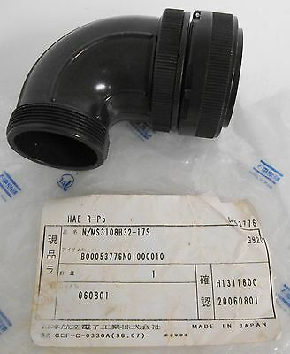 JAE HAE R-Pb MS3108B32-17S Female Circular Connector