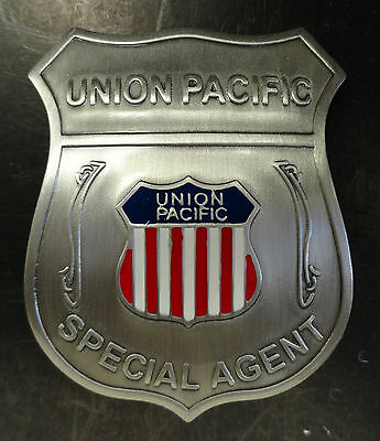 Union Pacific Railroad Special Agent Badge