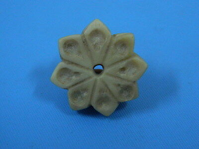 Ancient Shell/Bone Bead or Pendant Bactrian 300 BC     #BD15106