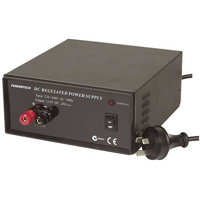 Powertech 13.8V 20A Switchmode Bench Power Supply
