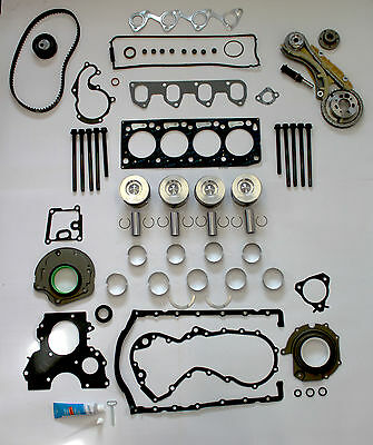Ford C-Max, S-Max, Focus, Galaxy, Mondeo, Transit Connect 1.8 TDCi - Engine Kit
