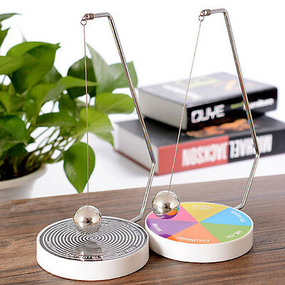 Creative Decision Maker Pendulum Dynamic Desk Kid Toy Christmas Gift Decoration