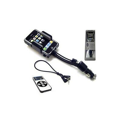 Support Transmetteur FM Voiture iPhone 4/4S iPod