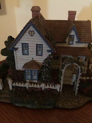 Thomas Kinkade's Home Is Where The Heart Is from Hawthorne Village