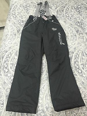 Girls Ski Trousers By Glacier Point Age 6-7 Brand New With Tags